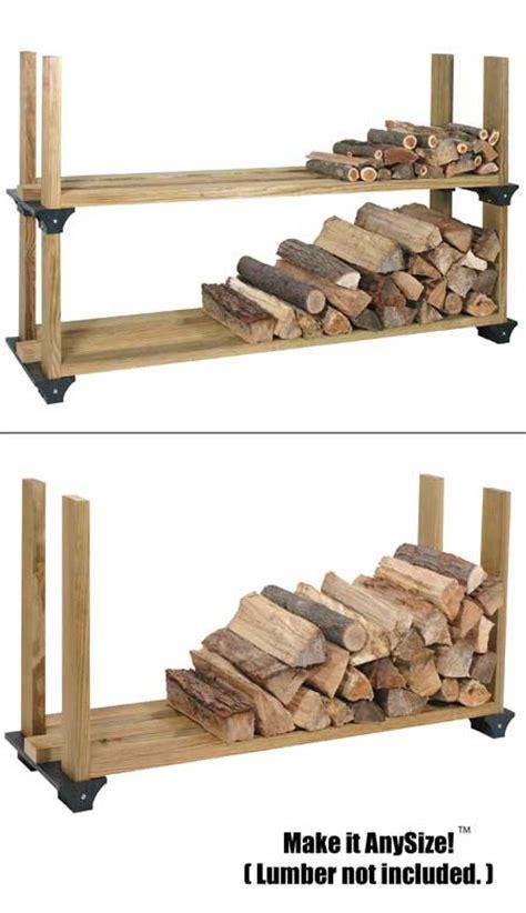 Firewood Cutting Stand by Amazon Com Hopkins 90144 2x4basics Firewood Rack System