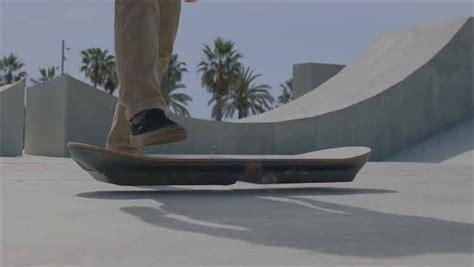 lexus muestra  prototipo de hoverboard como el de