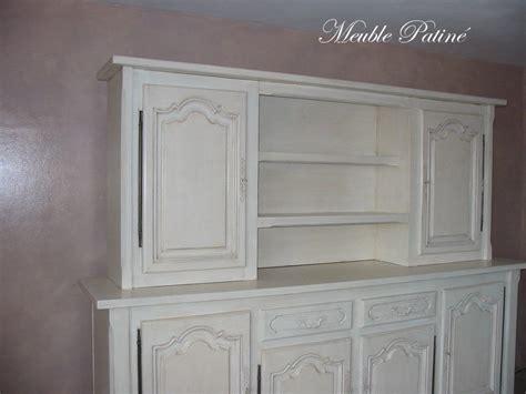 recouvrir meuble de cuisine meuble patine tendance peinture et patine