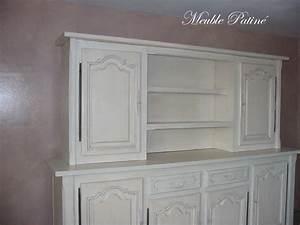 Peinture Effet Patiné : meuble patine tendance peinture et patine ~ Melissatoandfro.com Idées de Décoration