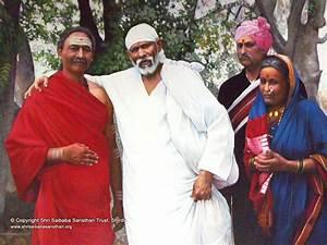 Sathya Sai with... Shirdi Sansthan