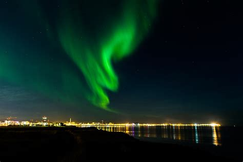 northern lights forecast reykjavik iceland aurora borealis video iceland review