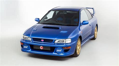 Ipod and ipad are registered. Questa rara Subaru Impreza 22B STi del 1998 vale 100.000 ...
