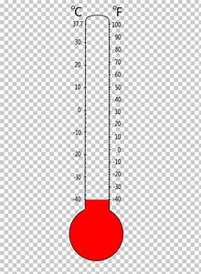 Clipart Thermometer 0 To 100 Deg Centigrade Clipart