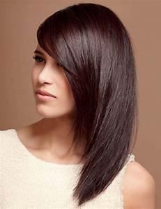 Couleur Cheveux Marron Chocolat : coloration chocolat acajou beau coloration cheveux acajou ~ Melissatoandfro.com Idées de Décoration