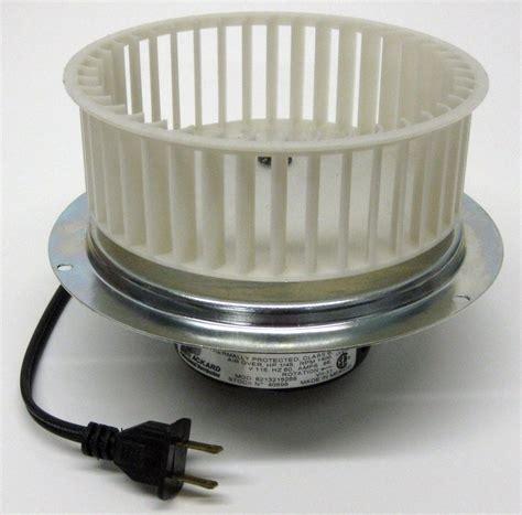 broan metal bath fan motor 40696 vent bath fan motor blower wheel for 0696b000