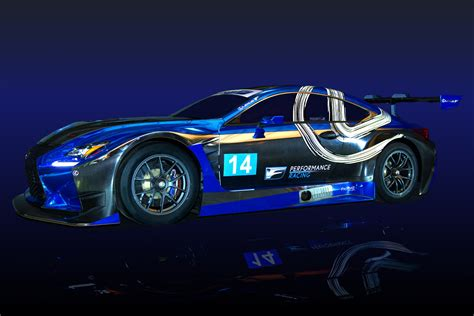 Lexus F Performance Racing To Race Rc F Gt3 In 2018