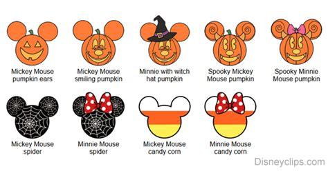 halloween mickey mouse ears icons disneyclipscom