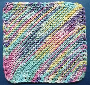 Perfect One-ounce Dishcloth