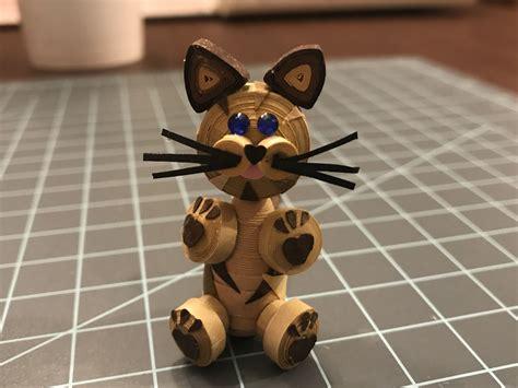 quilled cat  images quilling animals quilling