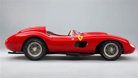A couple of days ago, news broke of the 1957 ferrari 335 s spider scaglietti going on sale for $35.7 million. 5 cars that belong to football star Lionel Messi   Qatar - YallaMotor