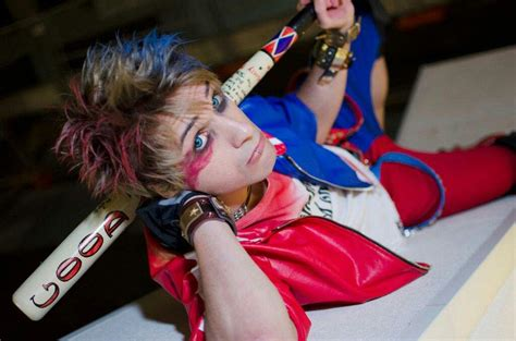 Harley Quinn Male Cosplay