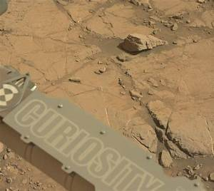 Curiosity Mars Rover: Next Drill Site, Smooth Drive Ahead