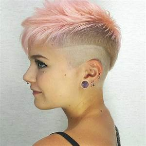 11 Shaved Hairstyles That Will Make You Want An Undercut