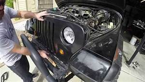 Jeep Wrangler Yj Headlight Conversion Kit  Yj Conversions