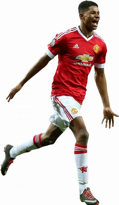Rashford Marcus Render Transparent Clipart Manchester United
