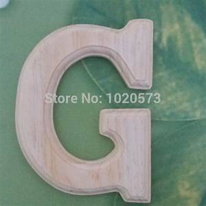 Wholesale wood letters g large wooden lettersjpg for Bulk wooden letters for crafts