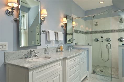 Pivot-mirror-bathroom-farmhouse-with-antique-feel-antique