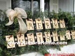 Simple Ideas Christmas Outside Decoration Ideas Front Yard
