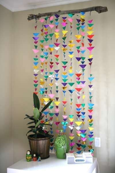 extraordinary smart diy paper wall decor  template