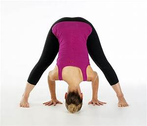 Ayurveda Vata Pacifying Yoga: Wide Standing Forward Bend ...