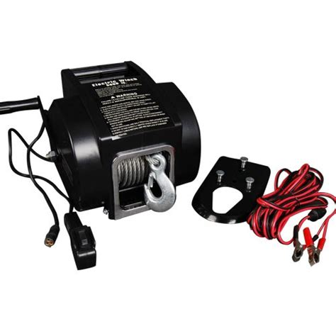 Electric Boat Winch by 5000lbs Portable Electric Boat Winch