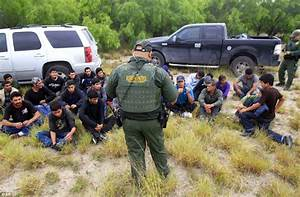 200 immigrants arrested in hidden camp days after crossing ...