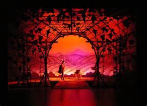 Theatre Stage Lighting Design