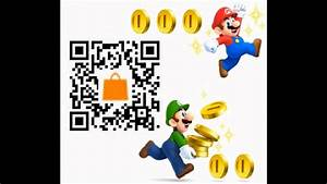 New Super Mario Bros 2 Nintendo 3DS Gameplay Trailer + QR ...