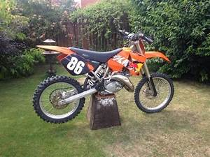 Ktm Sx 125 2003 Motocross Bike