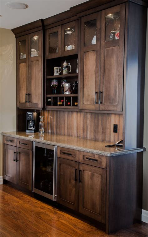 kitchen cabinet bar 25 best ideas about wall bar on wine rack 2359