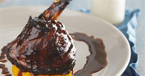 recette souris dagneau caramelisees au miel