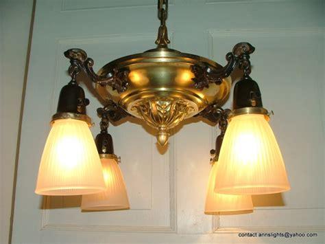 antique lighting vintage light hanging fixture