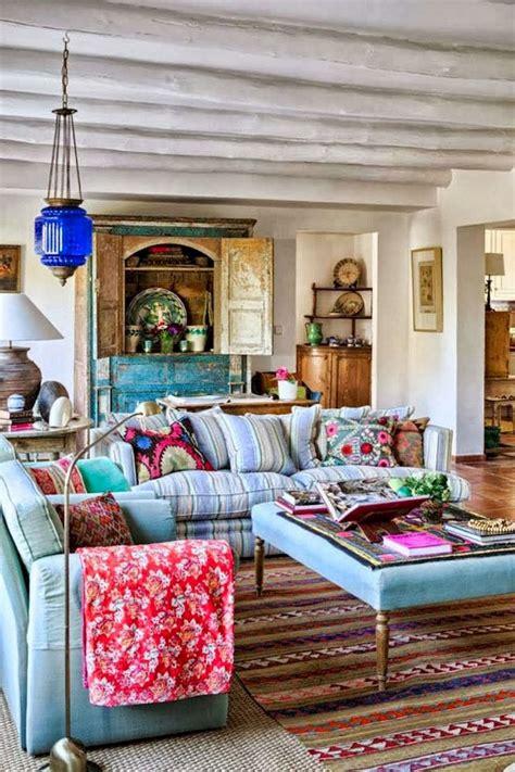 78 comfy modern bohemian living room decor and furniture