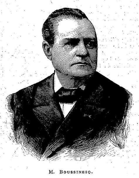 Joseph Valentin Boussinesq - Wikipedia