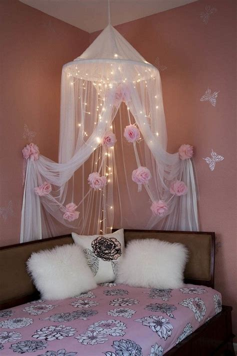 nice  creative  simple diy bedroom canopy ideas