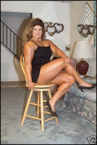 Female Bodybuilder Annie Klepacki Rm 106 Dvd