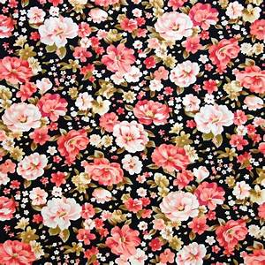 20 best Floral Print | Black with Bright images on ...
