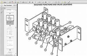 Case Ih 1640  1660  1680 Axial Flow Combine Service Manual