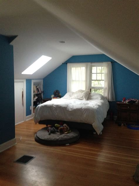 master bathroom color ideas a cred attic space gets opened up front