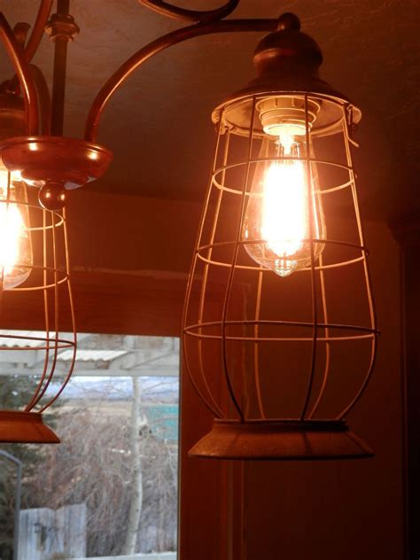 hometalk repurposed reclaimed light fixture