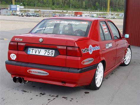1994 Alfa Romeo 155  Pictures Cargurus