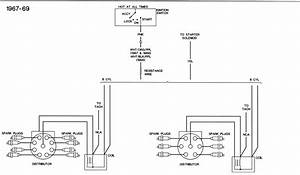 1968 Firebird  Camaro Ignition Wiring Diagram