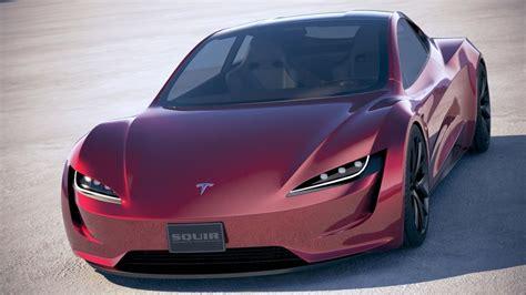 Download Free Tesla 3D Model Pics