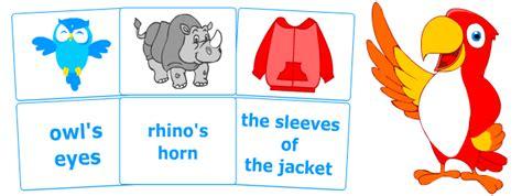 possessive nouns grammar printables  kids learning