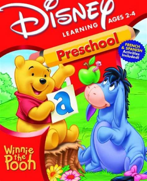disney preschool games disney s winnie the pooh preschool bomb 955