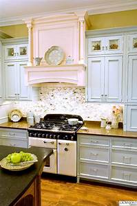 23, Gorgeous, Blue, Kitchen, Cabinet, Ideas