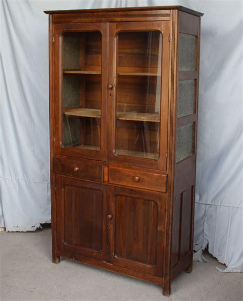 bargain johns antiques antique pie kitchen cupboard