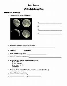 Solar System Grade 6 Questions (page 4) - Pics about space