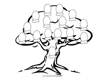 Family Tree Template For Pages by Family Trees Telling Family Tales